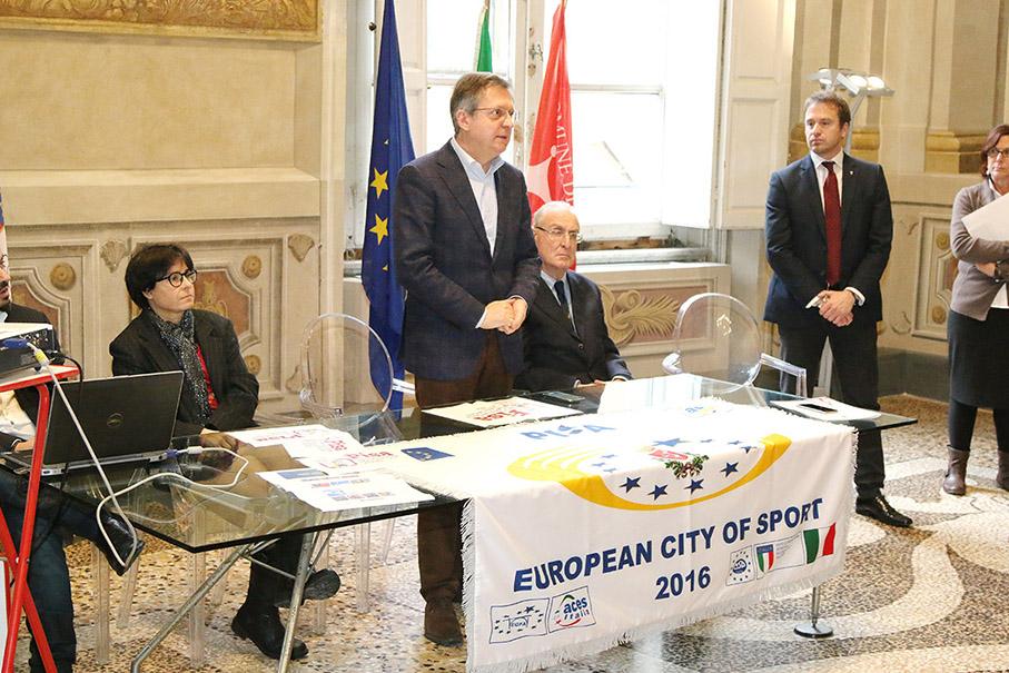 Città europea dello sport 2016