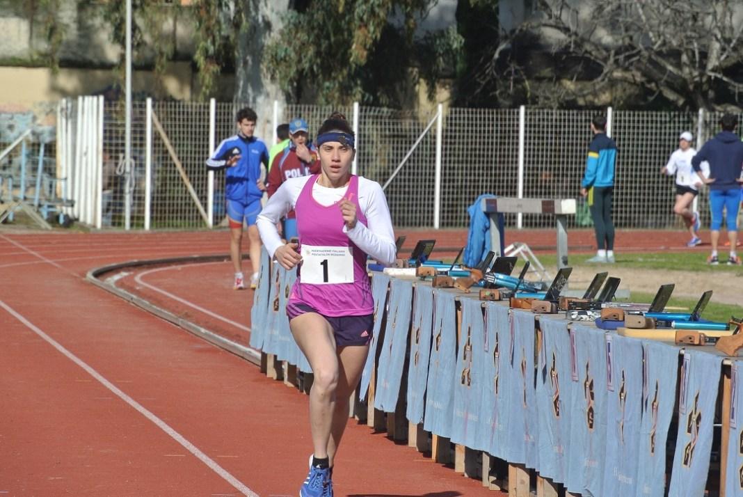 Tricolori Pentathlon, Sotero