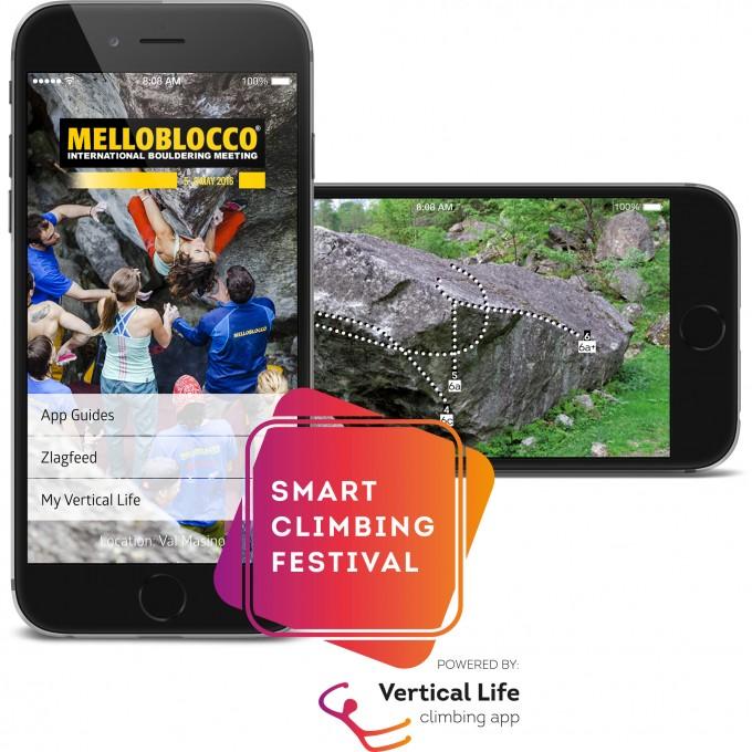 Il Melloblocco diventa Smart ClimbingFestival