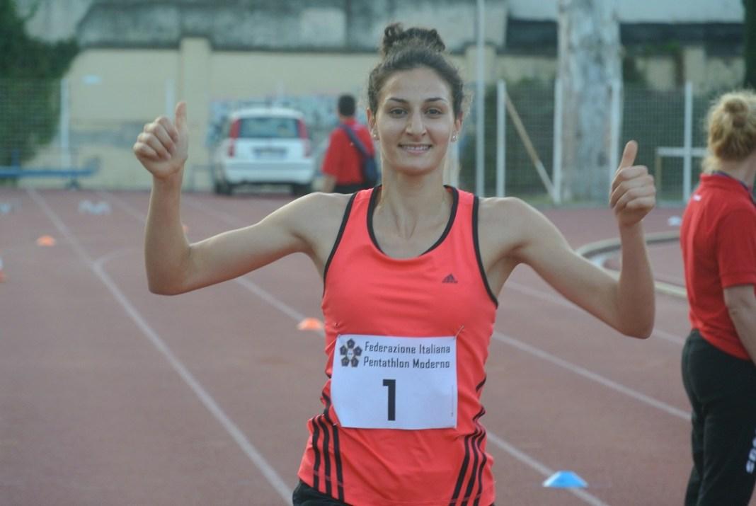 Aurora Tognetti, Fabio Poddighe, Campionati Italiani Pentathlon 2016