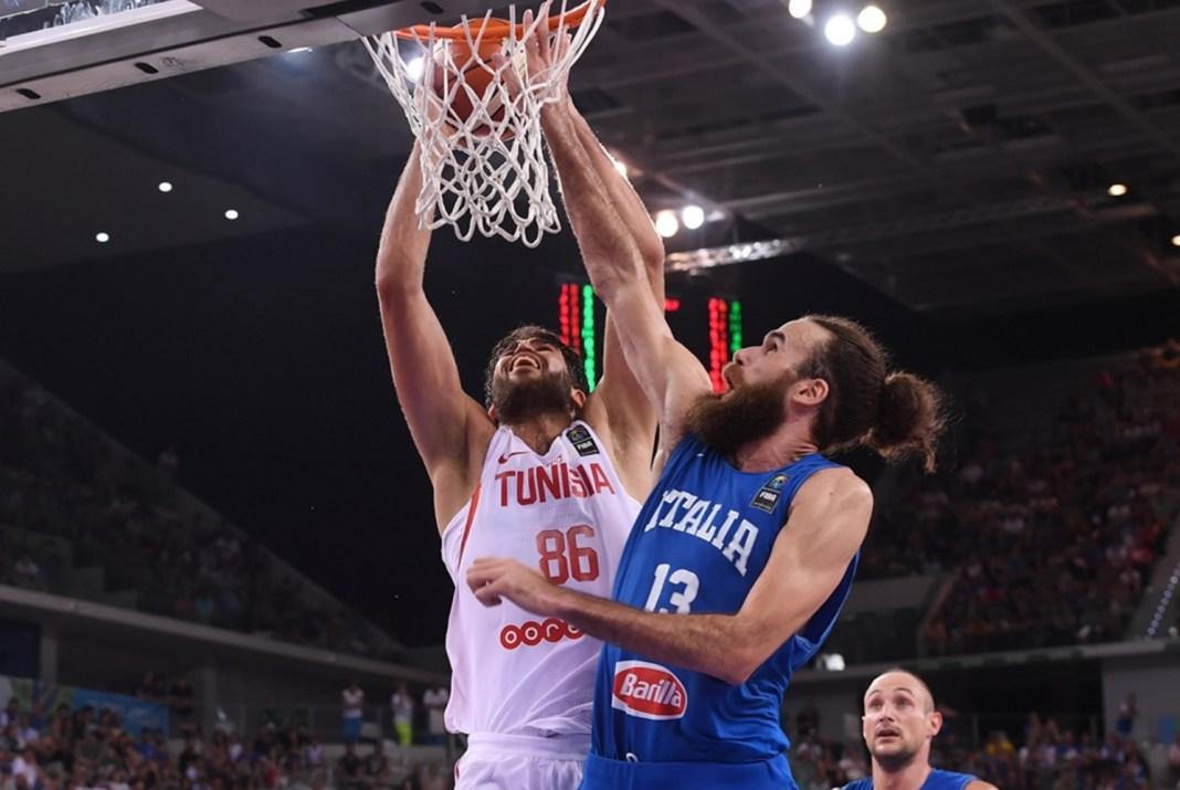 Gigi Datome, Italia Tunisia, Torno Pre Olimpico di Torino