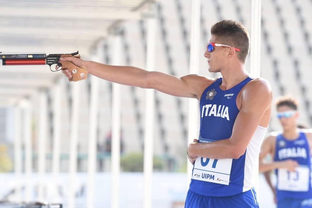 Matteo Cicinelli, Coppa del Mondo Pentathlon 2017