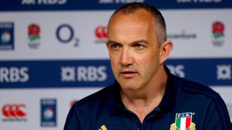 """Nazionale rugby – O'Shea: """"Non siamo lontani dai primi"""""""