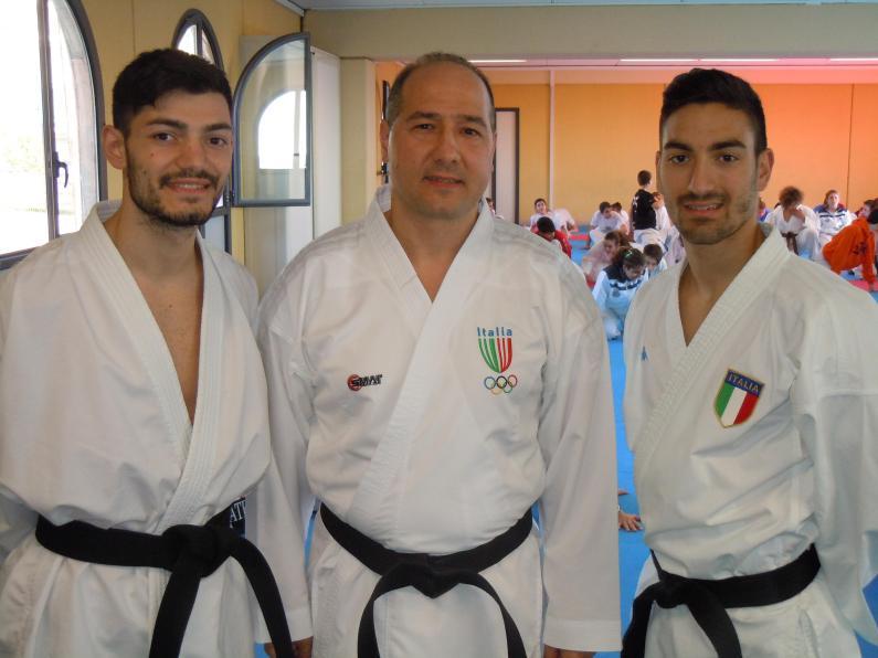 Kumite – Intervista doppia a Angelo Crescenzo e Antonio Vastola