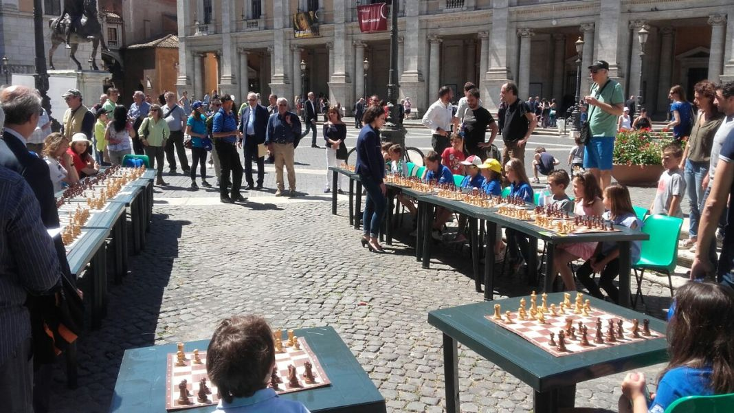 scacchi in città