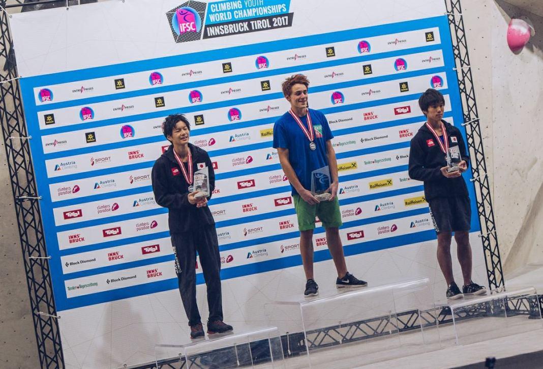 Filip Schenk podio