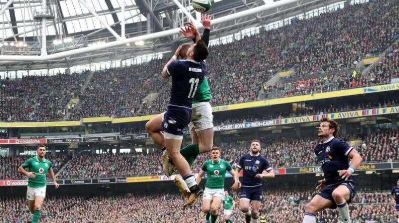 L'Irlanda vince il 6 Nazioni 2018 e punta l'Inghilterra per il Grande Slam