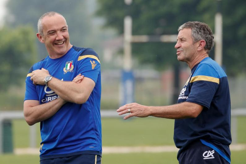 Nazionale Rugby, è partito il raduno di Verona
