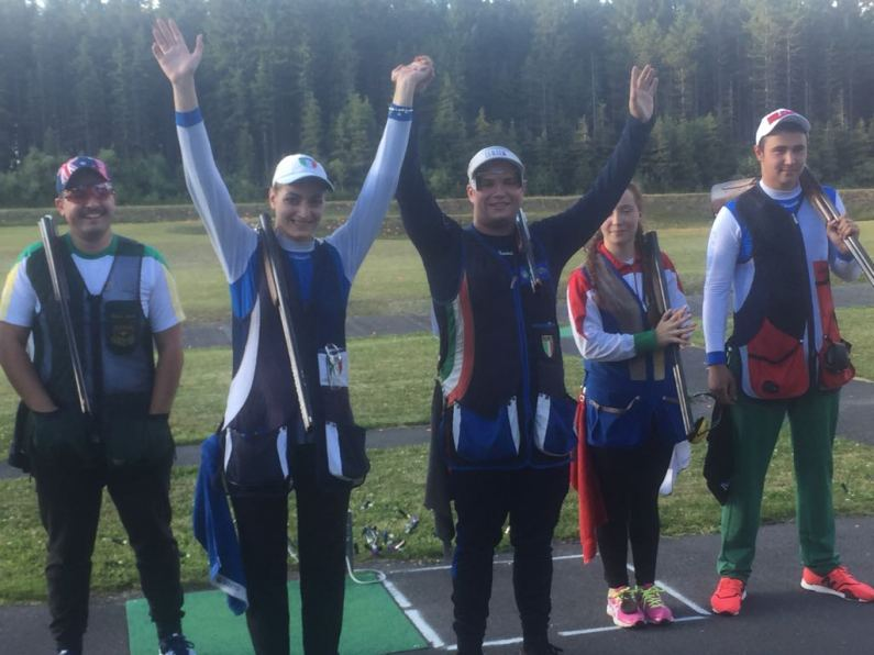 Coppa del Mondo Juniores di Suhl, Sessa-Petroni coppia d'oro e da record