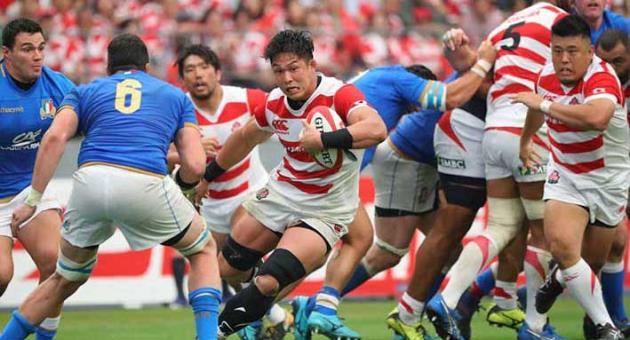 Rugby – Gli Azzurri per il 2° test match contro il Giappone a Kobe