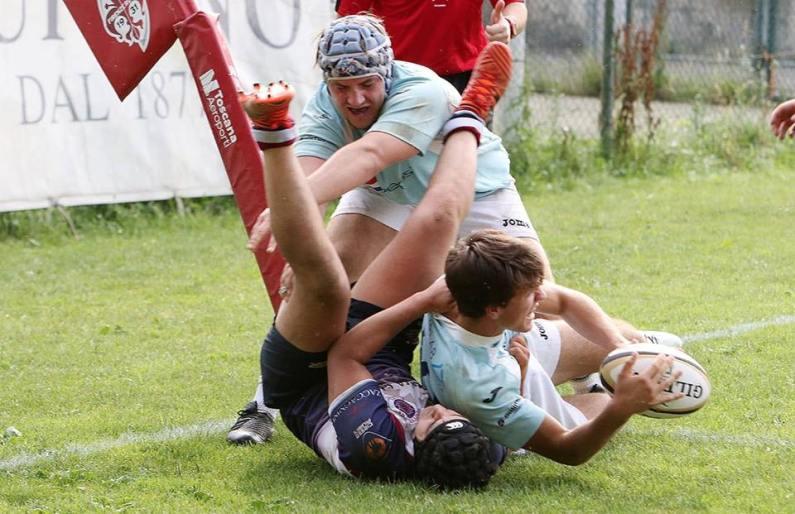 Campionato Eccellenza U18, Valsugana Capitolina 34-27