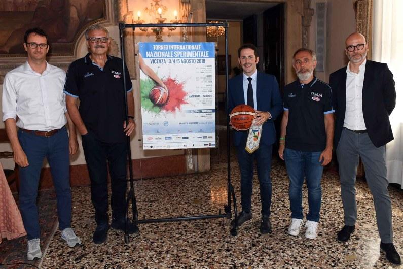 """Italbasket City – Sacchetti: """"La Sperimentale, serbatoio strategico per la Nazionale A"""""""