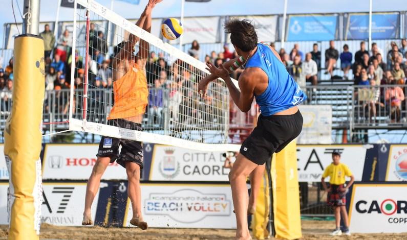 Le finali del Campionato Italiano di Beach Volley live in esclusiva su Eurosport