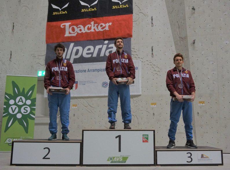 Arrampicata Sportiva, a Ghisolfi e Rogora il titolo lead 2018