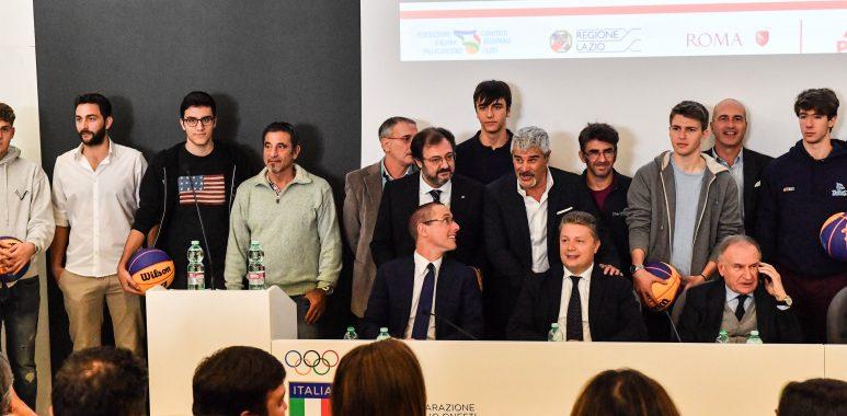 EBK High School Cup, 16 squadre romane per lanciare il 3×3