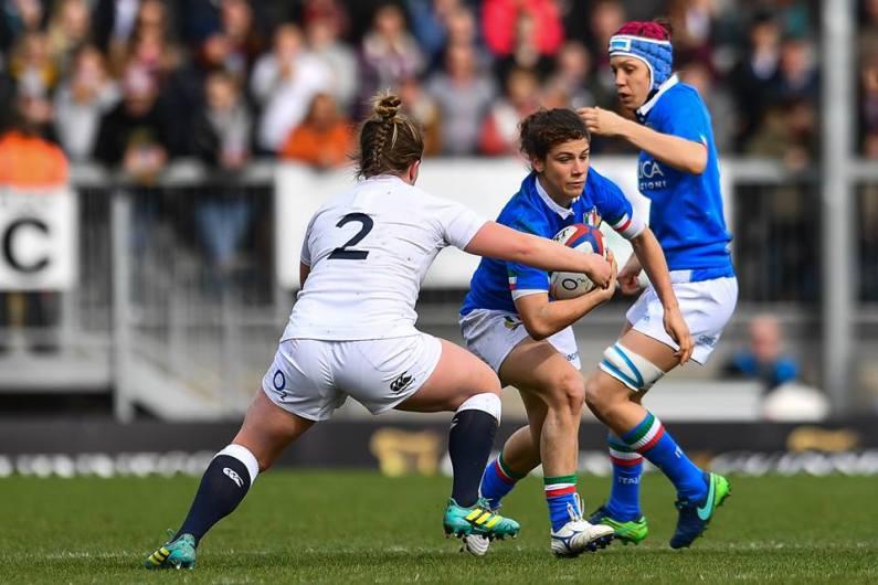 Women's Six Nations 2019: Inghilterra Italia 55-0