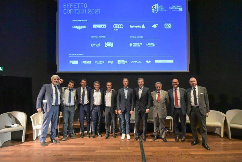 Mondiali Cortina 2021: una sfida vinta facendo sistema