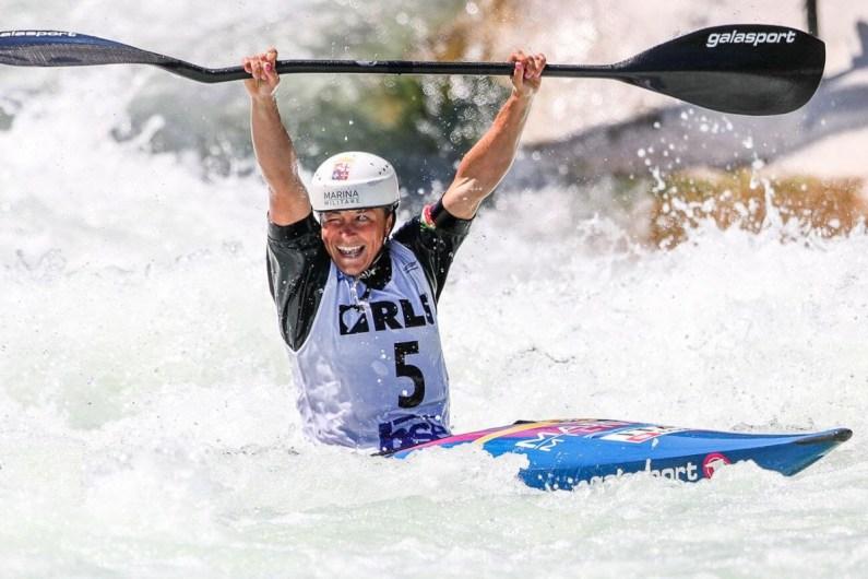 Coppa del Mondo canoa slalom, successi di Colazingari e Horn