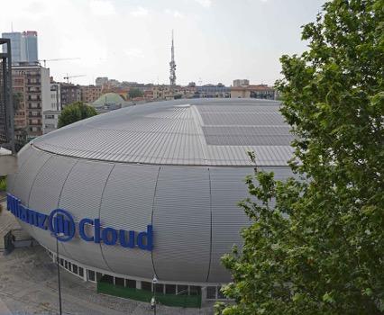Allianz Cloud, inaugurazione il 21 giugno con la Volley Nations League