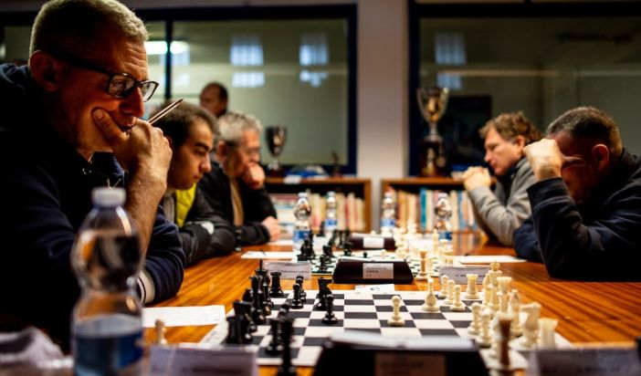 Sport in carcere, Torneo di scacchi online internazionale tra detenuti