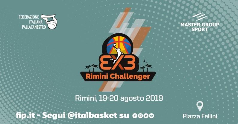3×3 Rimini Challenger, lo spettacolo del 3×3 anche in Italia