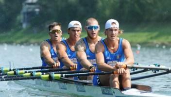 Mondiali di canottaggio: da Linz primi pass olimpici per l'Italremo