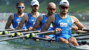 Mondiali di canottaggio a Linz, in finale già due armi