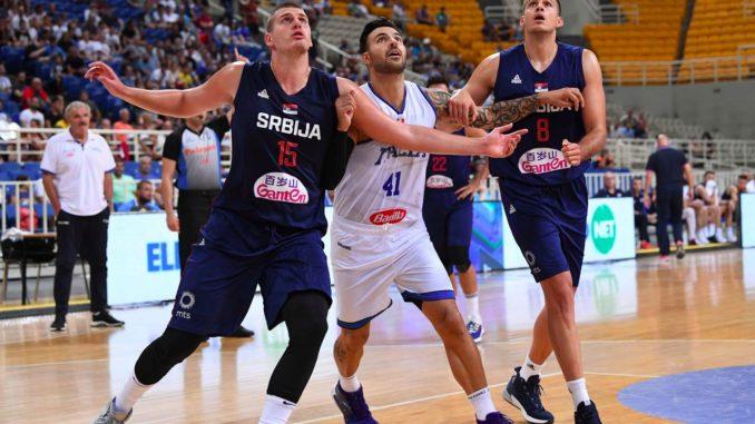 Torneo dell'Acropolis: Italia ancora sconfitta, con la Serbia 64-96