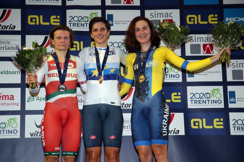Europei ciclismo su pista