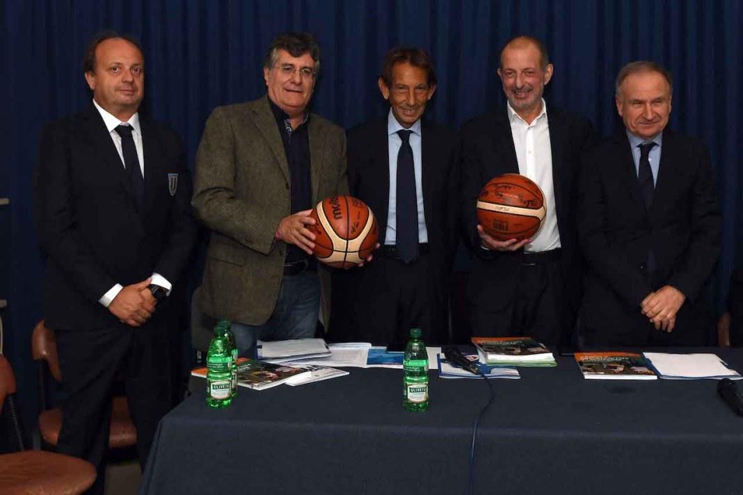 Petrucci commissione CONI Sport e Salute