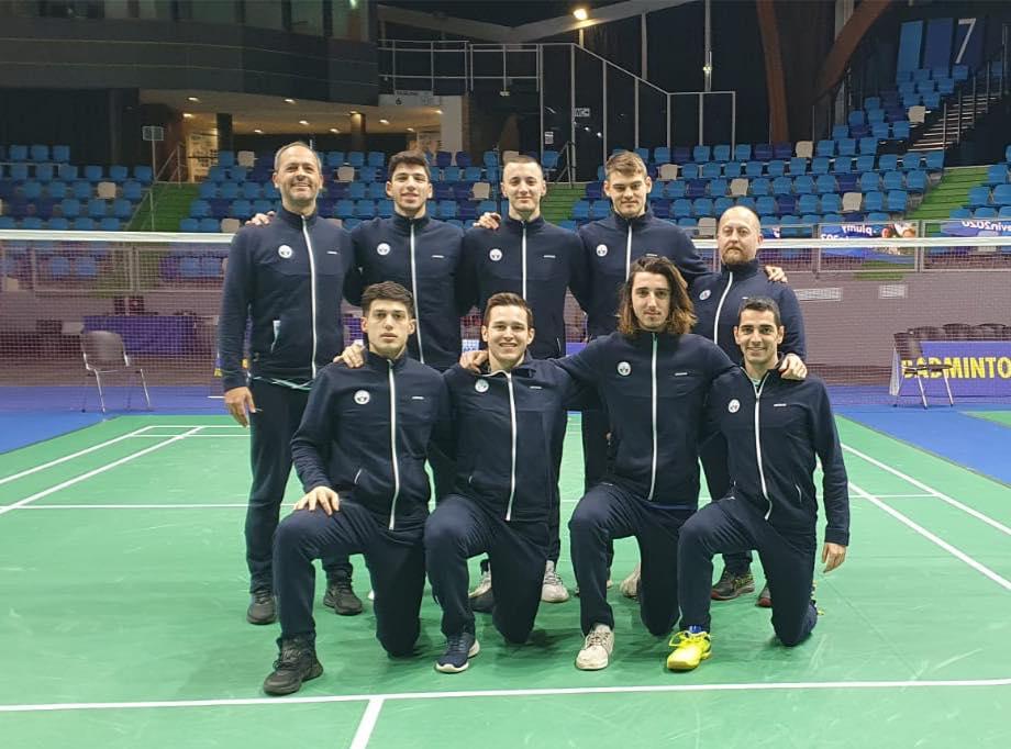 European Men's Team Championships di Badminton