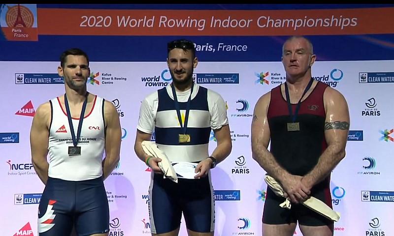 Mondiale Indoor Rowing