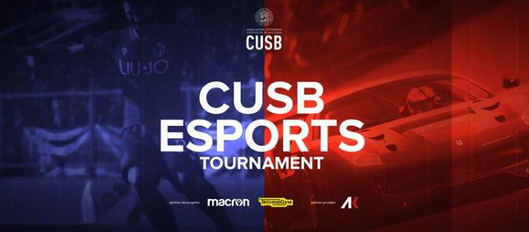 Torneo di Esports CUSB e Unibo