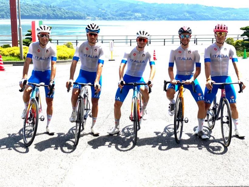 Ciclismo Olimpiadi
