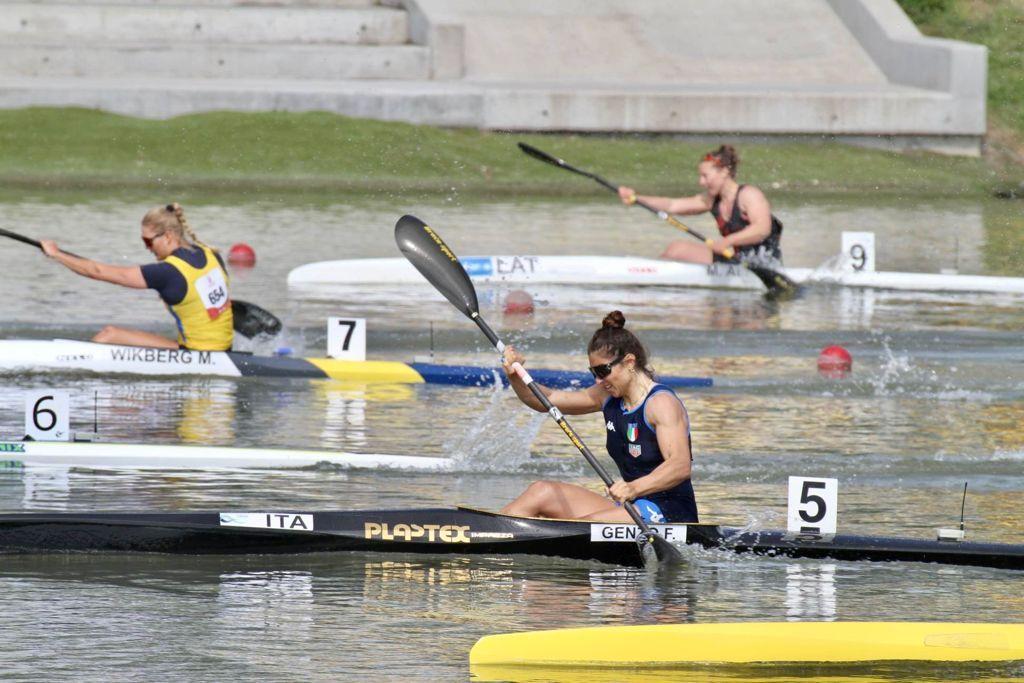 Mondiale di canoa 2021