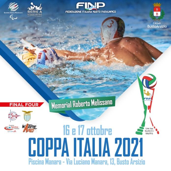 Coppa Italia Pallanuoto Paralimpica