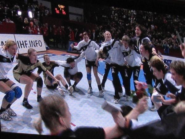Handball WM der Frauen 2007 in Frankreich, Paris - Foto: Frank Zepp