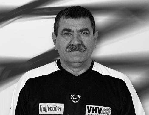 Trainer SC Magdeburg: Ghita Licu - Foto: SC Magdeburg