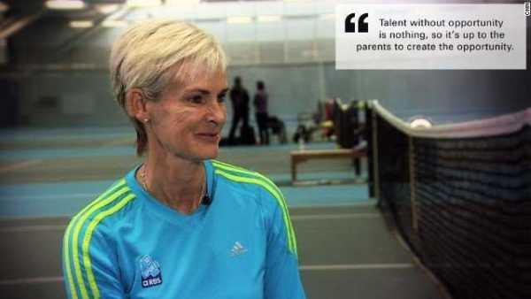 CNN: Judy Murray – Mutter von Andy Murray – im Interview - Foto: CNN International