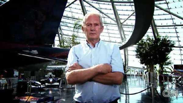 CNN International: The Circuit - Dr. Helmut Marko - Foto: CNN International