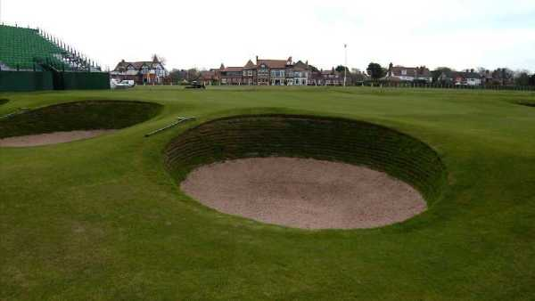 "CNN International: ""Living Golf"" - Hoylake - Foto: CNN International"