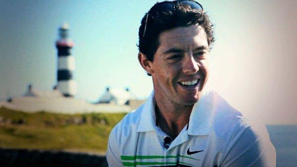 "CNN International: ""Living Golf"" mit Rory McIroy - Foto: CNN International"