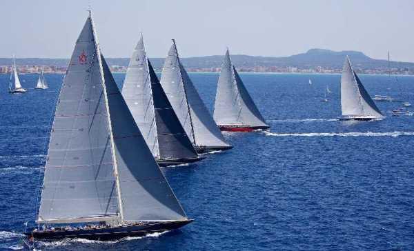 """CNN: """"Main Sail"""" mit der Bootsklasse der J-Boats und dem """"J-Gefühl"""" - Foto: CNN International"""