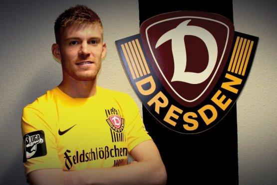 Dynamo Dresden verpflichtet Mathias Fetsch - Foto: Dynamo Dresden