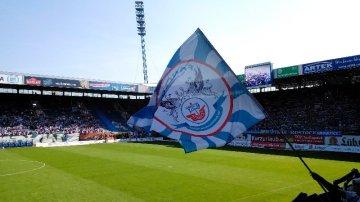 FC Hansa Rostock ohne Selbstvertrauen und Spielqualität chancenlos bei 0:1-Heimniederlage gegen den Halleschen FC - Foto: SPORT4Final