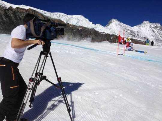 "Quelle: CNN International ""Alpine Edge"""