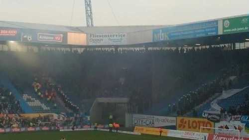 FC Hansa Rostock vs. Dynamo Dresden 1:3 am 29.11.2014 - Foto: SPORT4Final