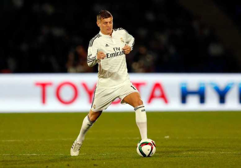 FIFA Club World Cup Marokko 2014: Toni Kroos (Real Madrid) - Foto: Steve Bardens/Getty Images