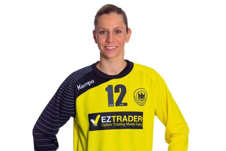 Handball-EM 2014: Katja Schülke - Foto: DHB/Sascha Klahn