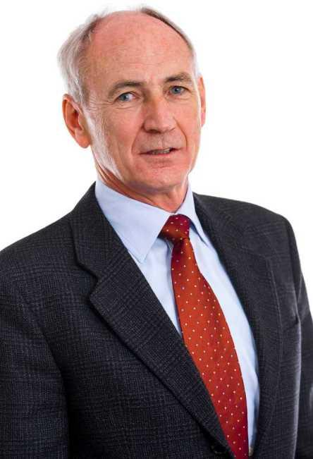 DHB-Präsident Bernhard Bauer - Foto: DHB/Sascha Klahn